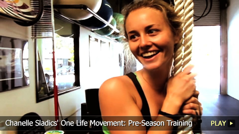 Chanelle Sladics' One Life Movement: Pre-Season Snowboarding Training from California to Colorado