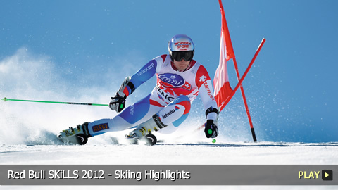Red Bull SKiLLS 2012 - Skiing Highlights