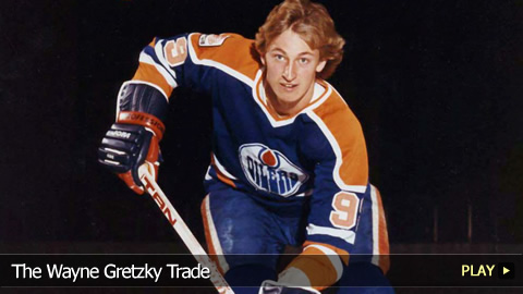 The Wayne Gretzky Trade
