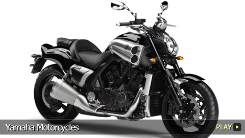 Yamaha Motorcycles - 2009 Models