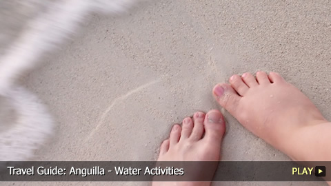 Top Water Activities To Do in Anguilla