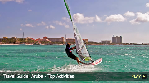 Top Activities To Do in Aruba
