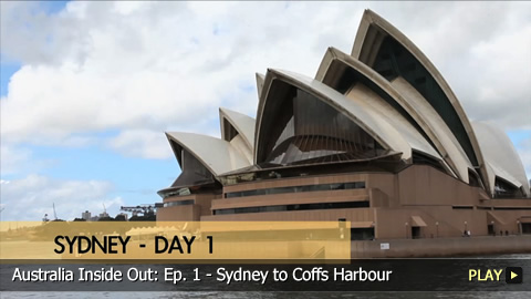 Australia Inside Out: Ep. 1 - Sydney to Coffs Harbour
