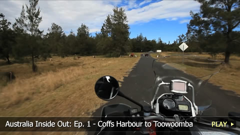 Australia Inside Out: Ep. 1 - Coffs Harbour to Toowoomba