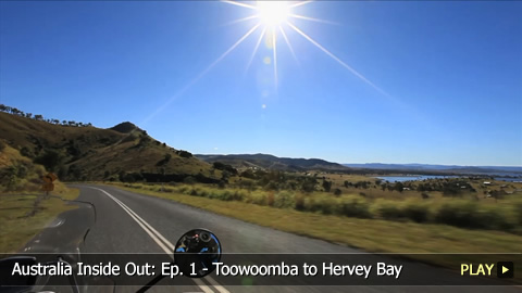 Australia Inside Out: Ep. 1 - Toowoomba to Hervey Bay