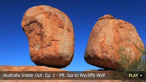 Australia Inside Out: Ep. 1 - Mt. Isa to Wycliffe Well