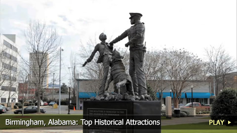 Birmingham, Alabama: Top Historical Attractions