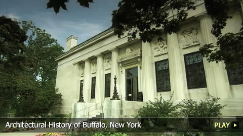 Architectural History of Buffalo, New York