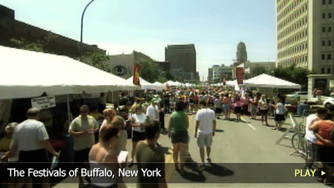 The Festivals of Buffalo, New York