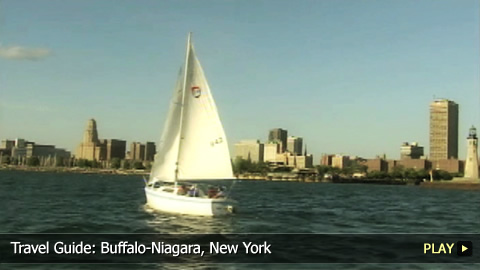 Travel Guide: Buffalo-Niagara, New York