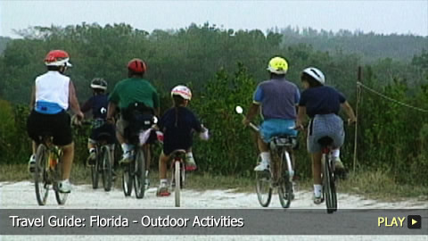 Travel Guide: Florida - Top Outdoor Activities