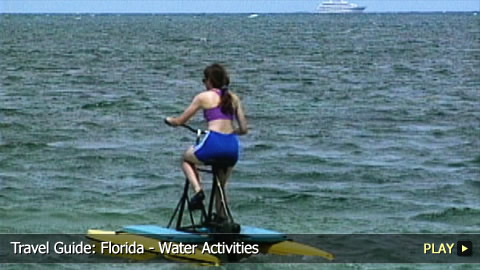 Travel Guide: Florida - Top Water Activities