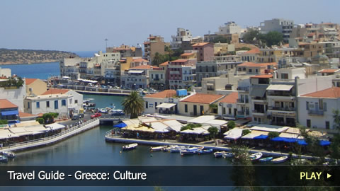 Travel Guide - Greece: Culture