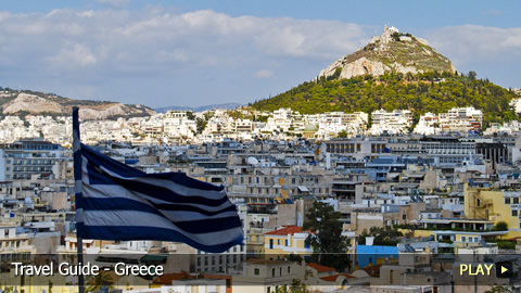 Travel Guide - Greece