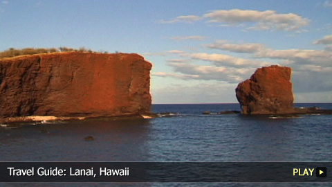 Travel Guide: Lanai, Hawaii