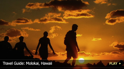 Travel Guide: Molokai, Hawaii