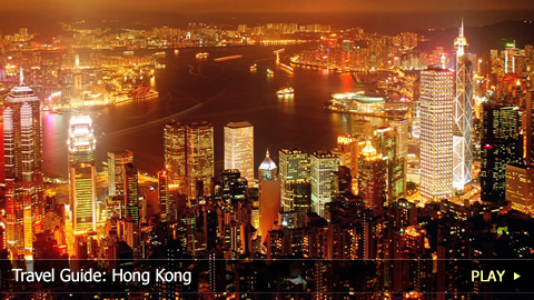 Travel Guide: Hong Kong