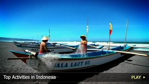 Top Activities in Indonesia