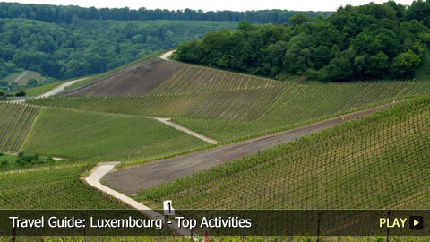 Top Activities in Luxembourg  