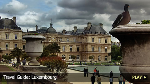 Travel Guide: Luxembourg
