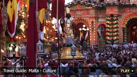 Travel Guide: Malta - Culture