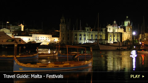 Top Festivals in Malta