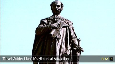 Travel Guide: Munich's Historical Attractions