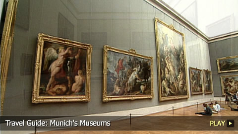 Travel Guide: Munich's Museums
