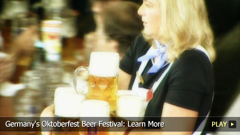 Germany's Oktoberfest Beer Festival: Learn More