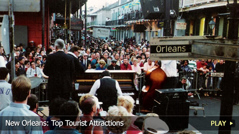 New Orleans: Top Tourist Attractions