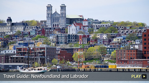 Travel Guide: Newfoundland and Labrador