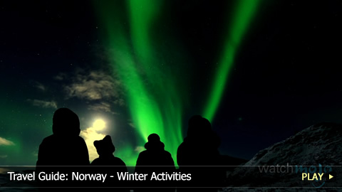 Travel Guide: Norway - Winter Activities