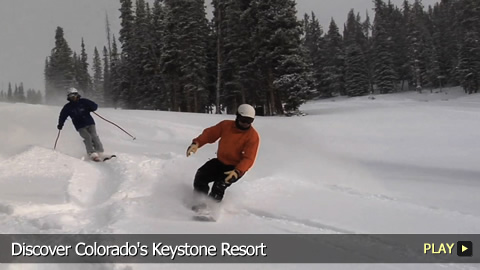 Discover  Keystone Resort in Colorado