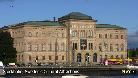 Stockholm, Sweden's Cultural Attractions
