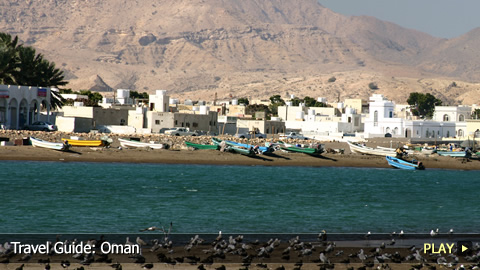 Travel Guide: Oman