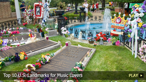 Top 10 U.S. Landmarks for Music Lovers
