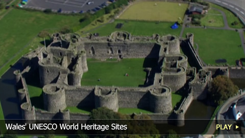 Wales' UNESCO World Heritage Sites