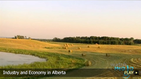 Industry and Economy in Alberta