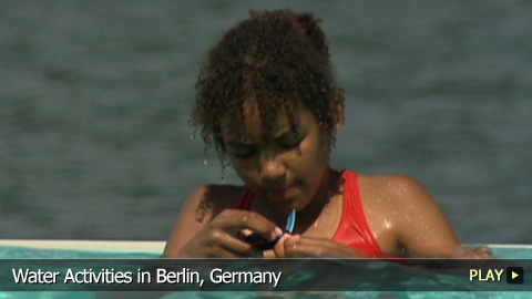 Water Activities in Berlin, Germany