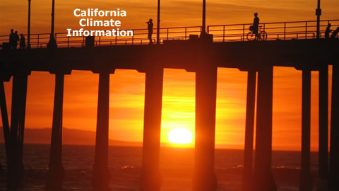 California Weather And Climate Guide