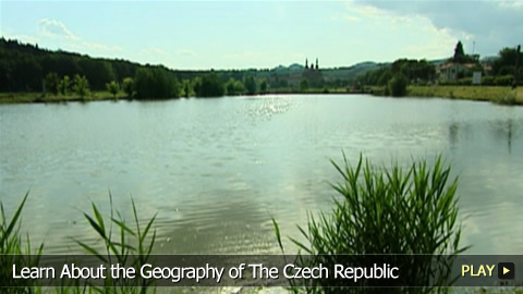 Learn About the Geography of The Czech Republic
