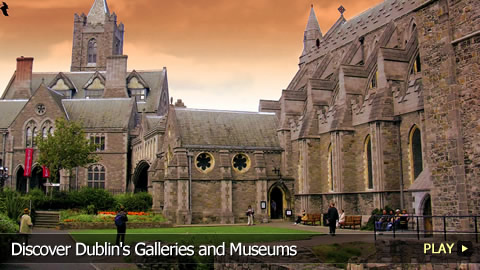 Discover Dublin's Galleries and Museums
