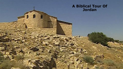 Guide To The Biblical Sites of Jordan