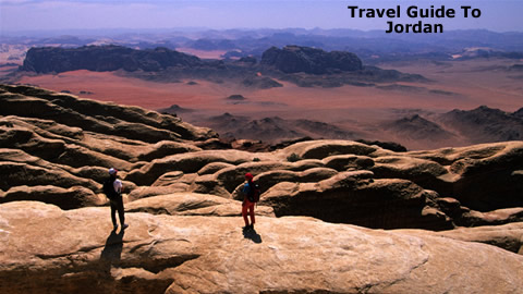 Travel Guide To Jordan