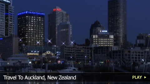 Travel To Auckland, New Zealand