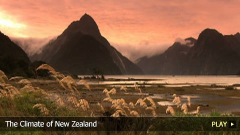 Learn about The Climate of New Zealand