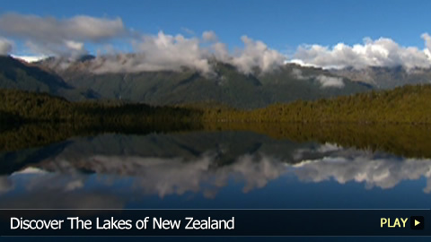 Discover The Lakes of New Zealand