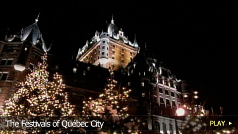The Festivals of Quebec City