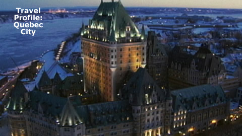 Travel To Quebec City