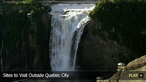 Top Sites To Visit Outside Quebec City